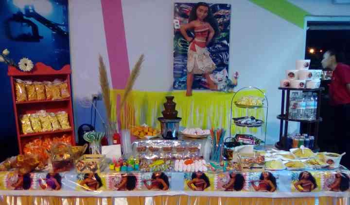 Candy Bar Angee