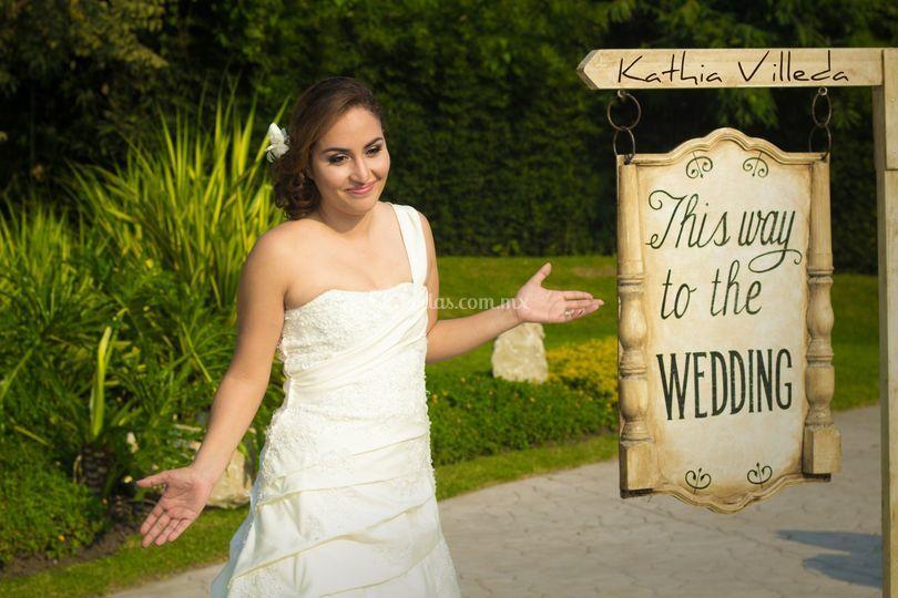 En camino a tu boda