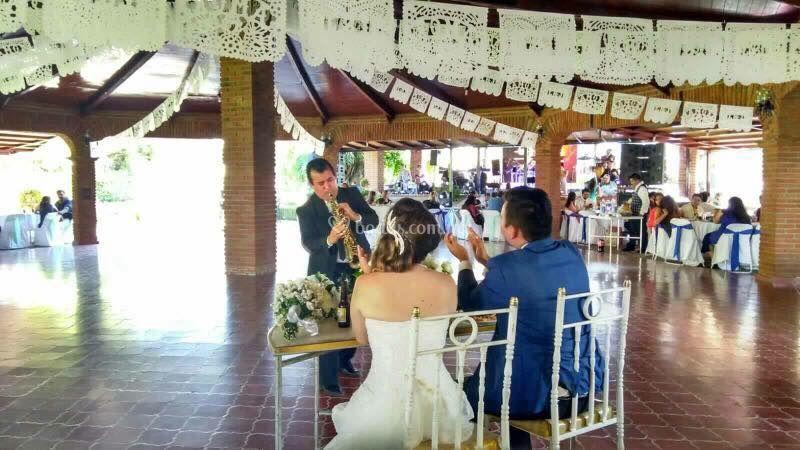 Enramadas boda
