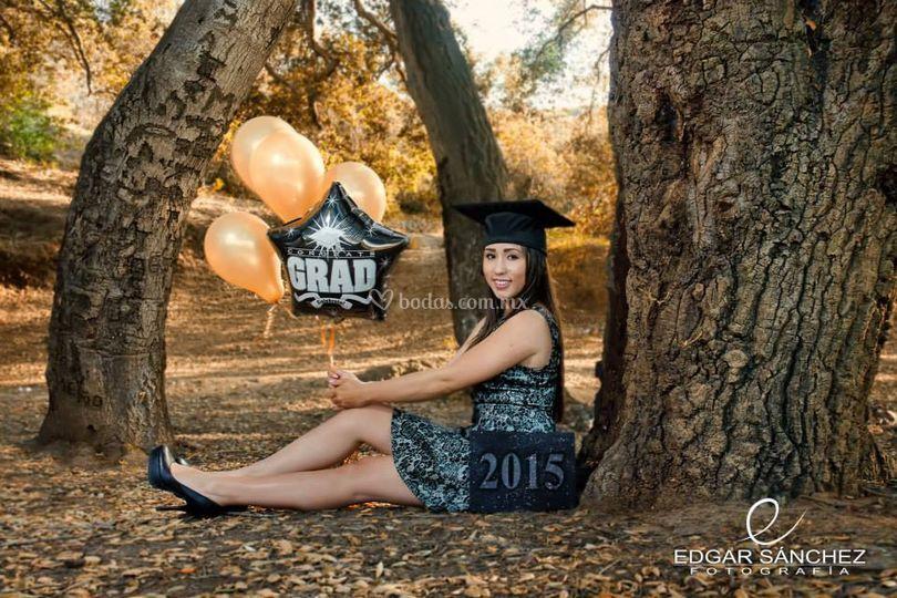 El día de la graduacion