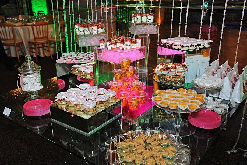 Kap emociones exquisitas - Postres para mesa de dulces ...