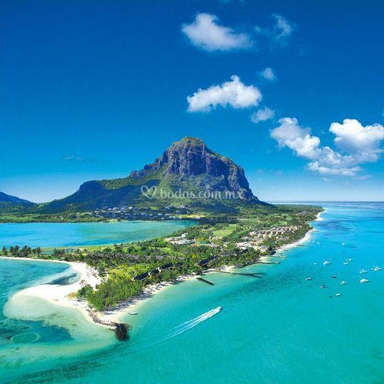 Modo exótico, islas mauricio