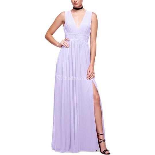 Vestido Lila talla 14