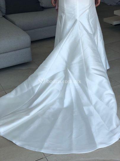 Vestido de Novia Essenzia
