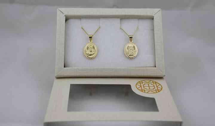 Medallas bodas