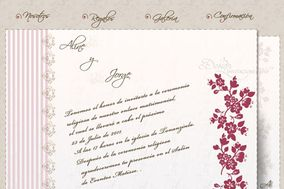 Design Invitaciones Web