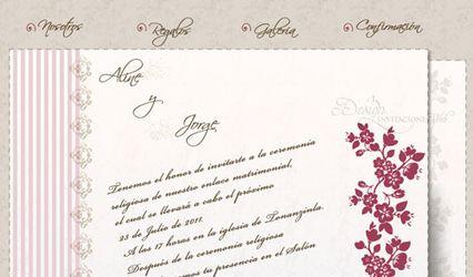 Design Invitaciones Web