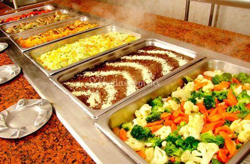 Bufet mexicano