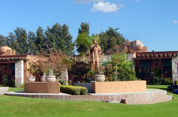 Hacienda Los Pavorreales