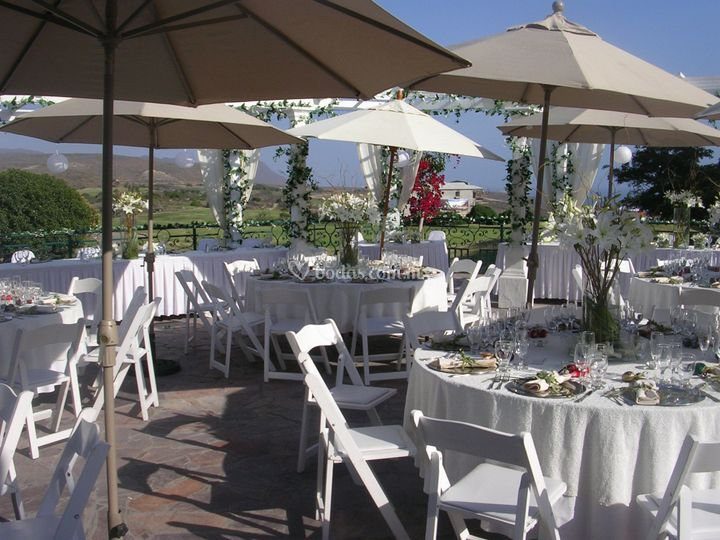 Hacienda bajamar hotel campo de golf for Alcampo sombrillas terraza