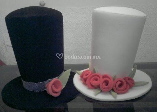 Tutorial sombreros locos - Imagui
