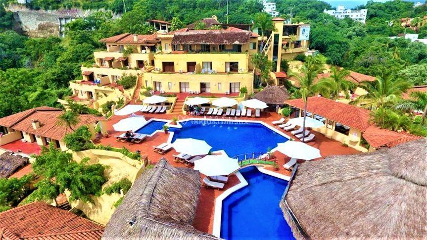 Hotel Plaza Tucanes