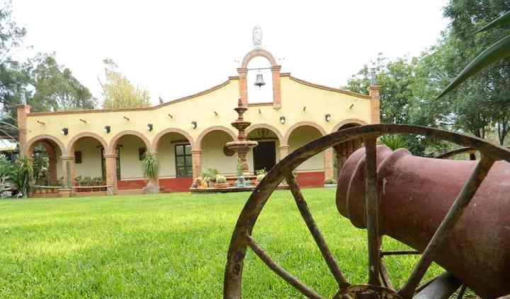 Ex Hacienda de Guadalupe