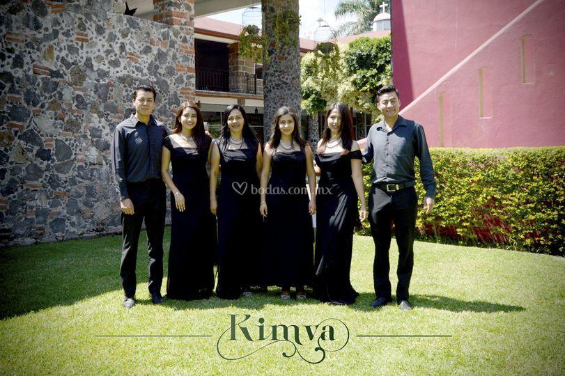 Kimva en Casa Leonarda