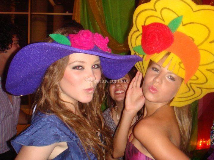 Sombreretes Mty