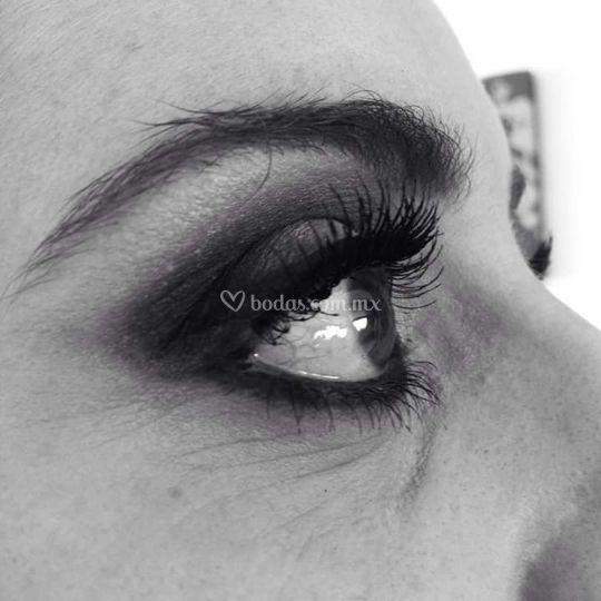 Ojos expresivos