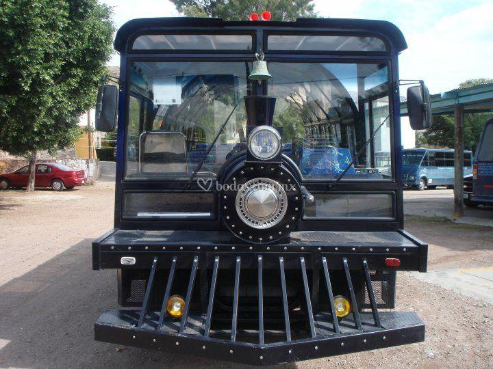 Tren, ideal para su boda