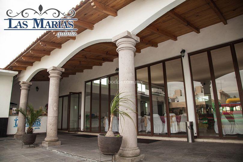 Quinta Las Marías