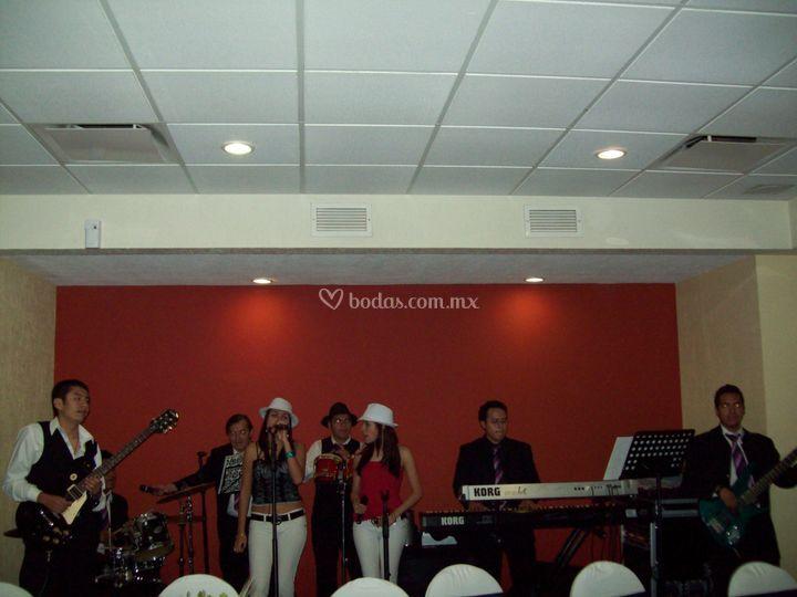 Grupo musical versátil