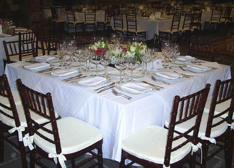 Banquetes américa