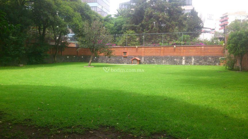 Jardín san jerónimo