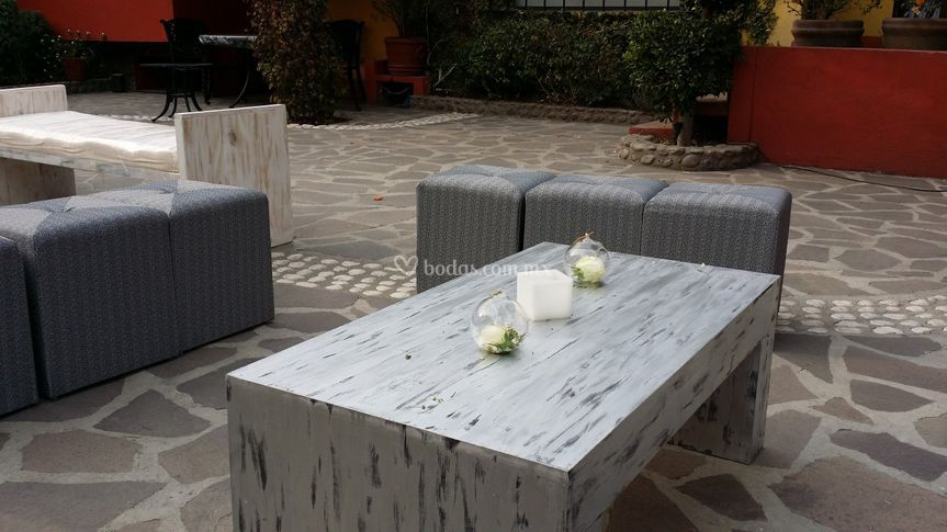 Salas Vintage De Decoraz Lounge Foto 3 - Salas-vintage