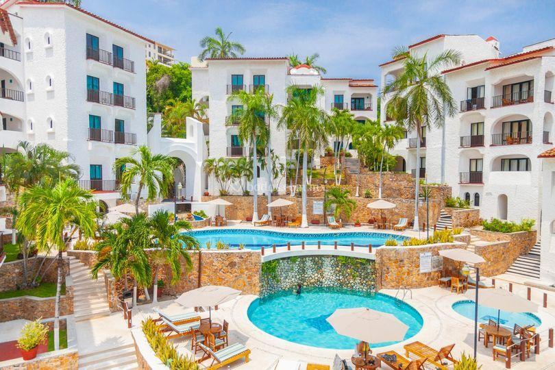 Hotel Marina Resort Huatulco