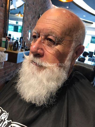 Arreglo de barba y bigote