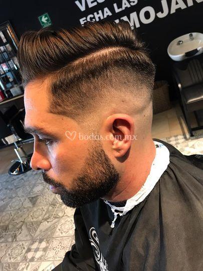 Trabajo de los barberos