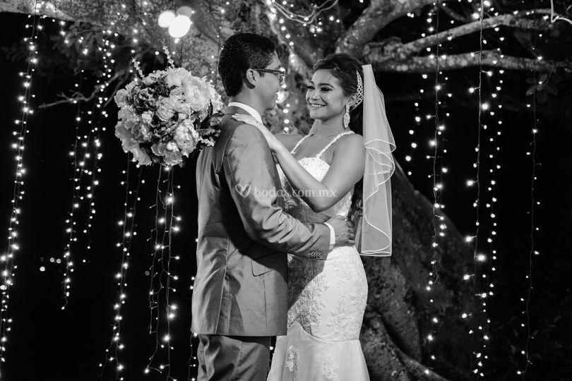 Fotos en la boda