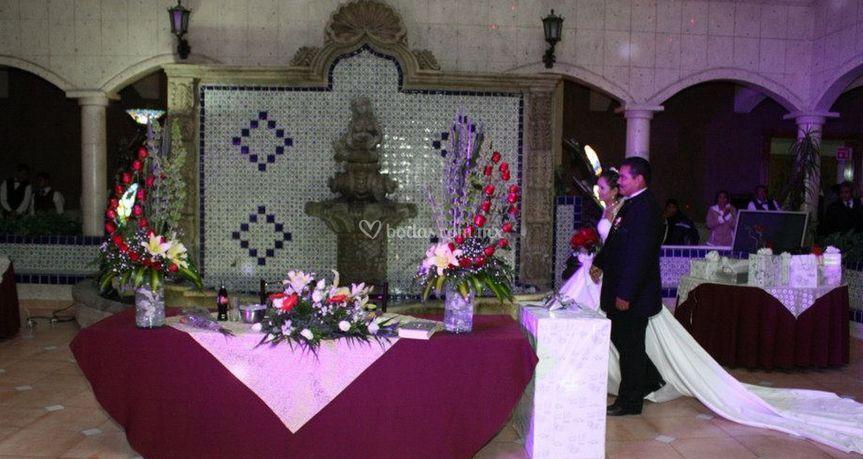 Disfruta su boda