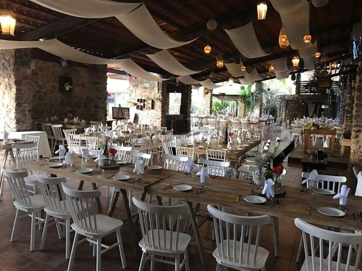 Banquetes Hacienda Real