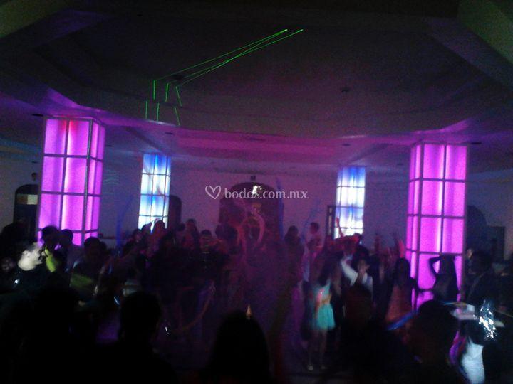 Luz y sonido bissel - Iluminacion led decorativa ...