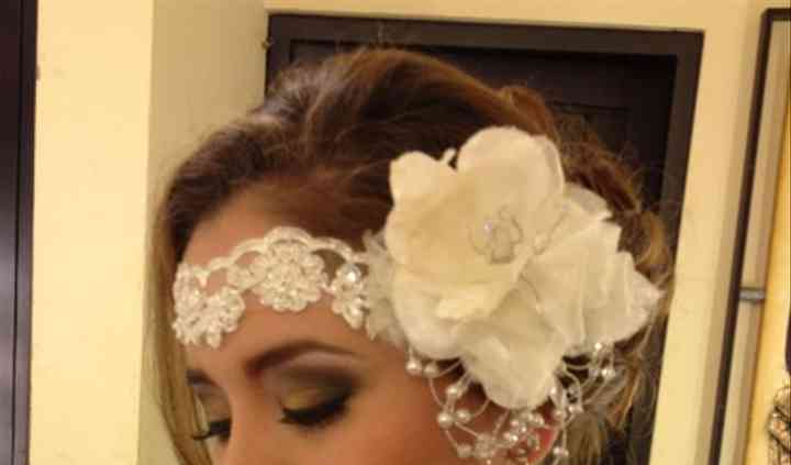Peinado y maquillaje para la novia