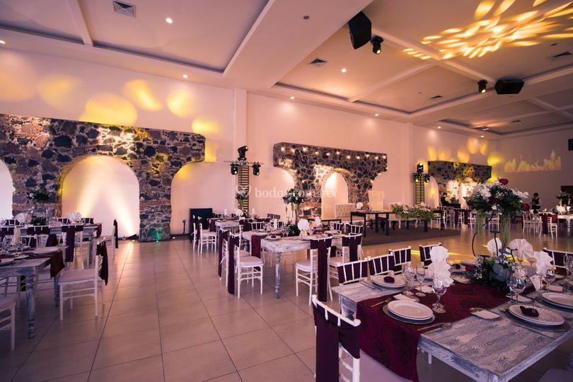 Salón Cerezos