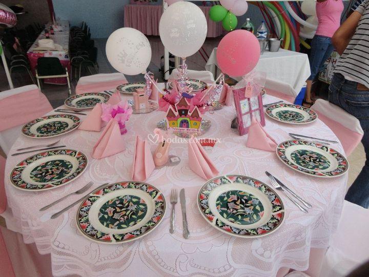 Banquetes y decoración