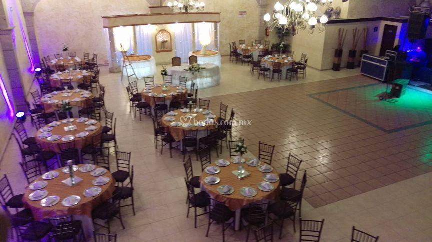 Salon Versalles Eventos