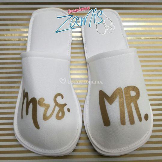 Mrs. & Mr.