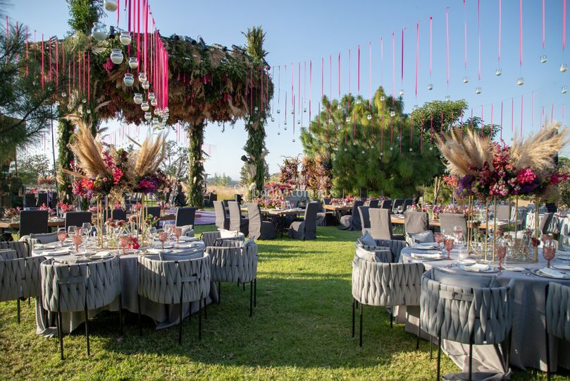 Boda S&F, WP: Cnit Eventos