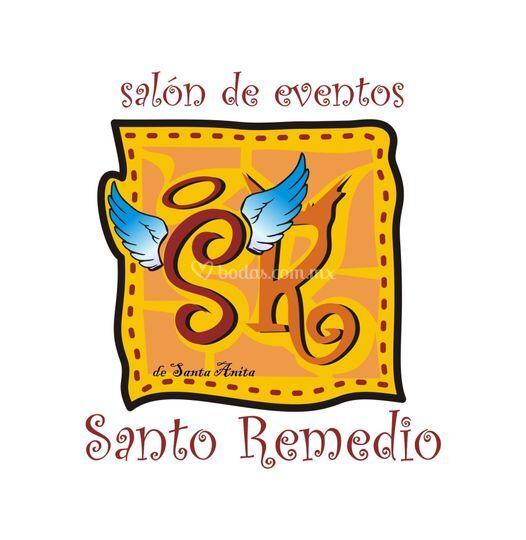 Logotipo santo remedio