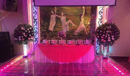 Salón de eventos D'Francis 1