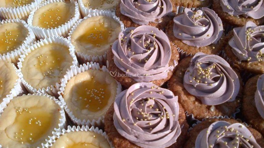 Paycitos y Cupcakes