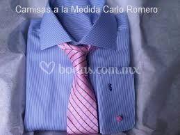 Camisas a la Medida Carlo Rome