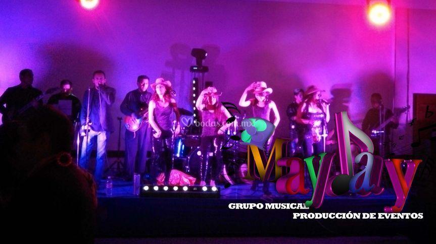 El equipo musical