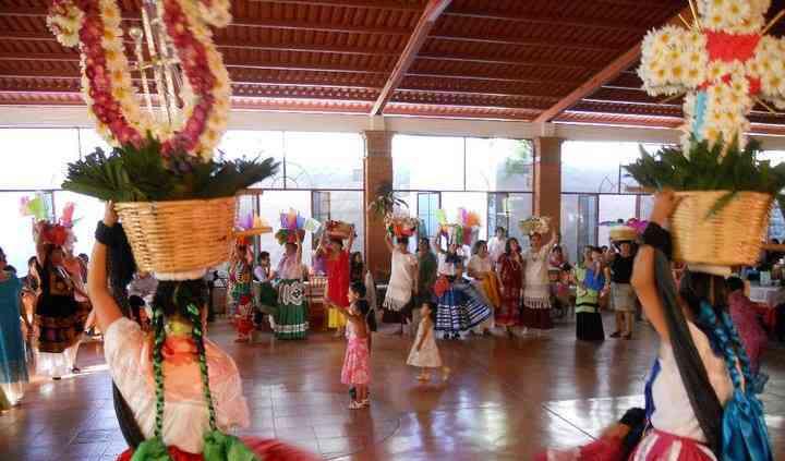 Fiesta oaxaqueña