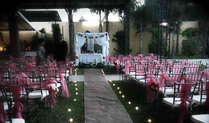 Ceremonia para boda