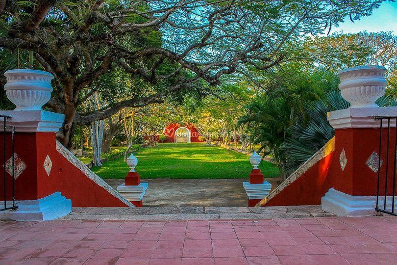 Jardín de doña bertha