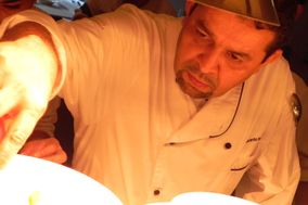 Chef Gerardo Sandoval