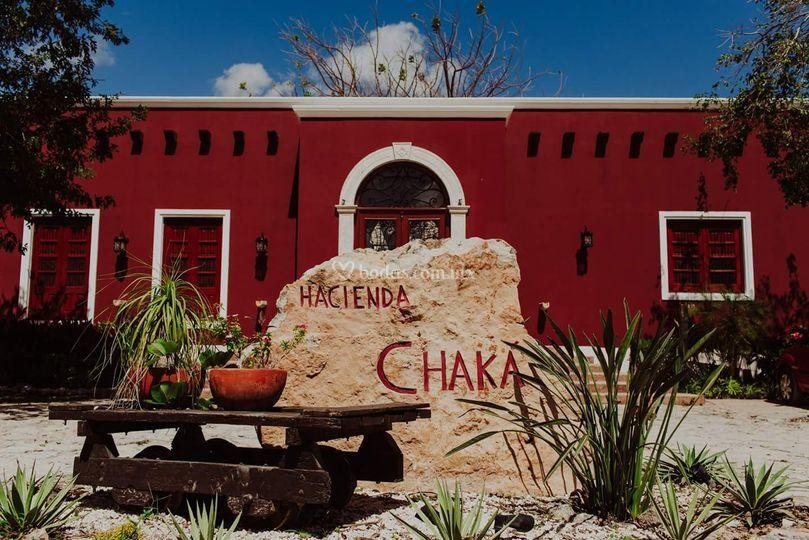 Hacienda chaká