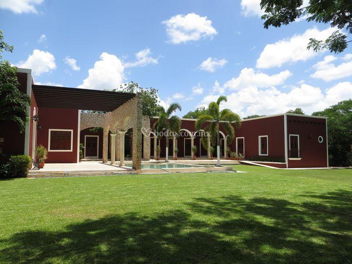Bodas íntimas en Mérida